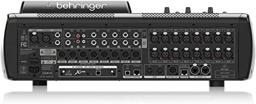 BEHRINGER, X-32 COMPACT 40-Input 25-Bus Digital Mixing Console