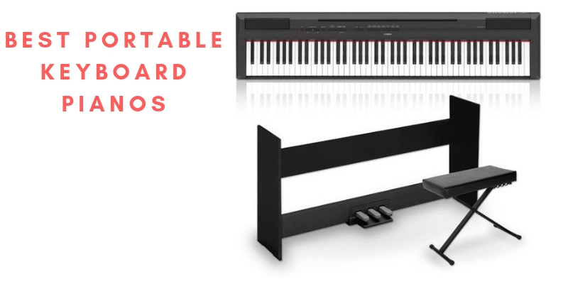 best portable pianos