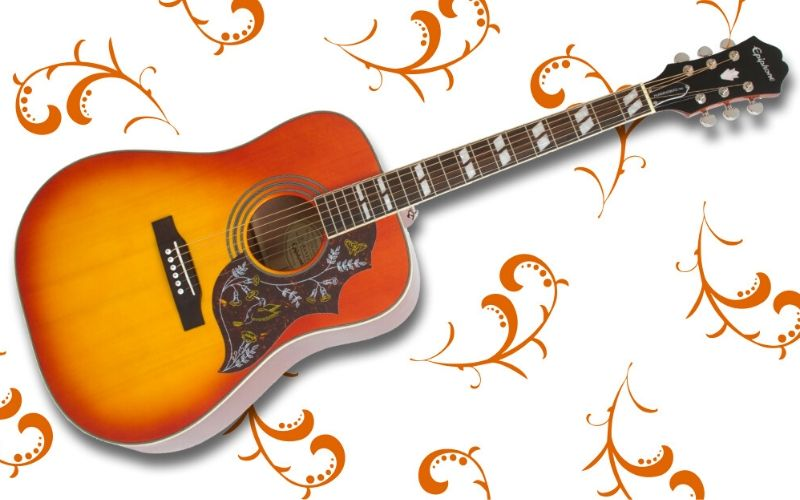 acoustic guitars under 600