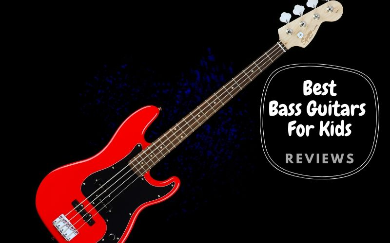 best bass guitars for kids