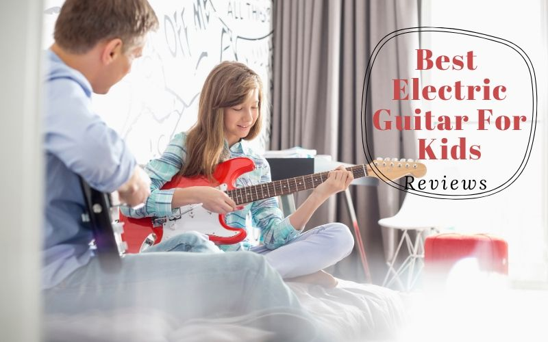 electric guitar for kid