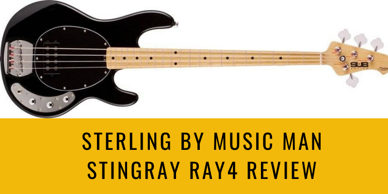 sterling by music man stingray ray4