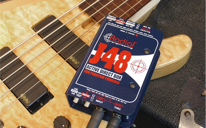 Best DI Boxes For Bass Review