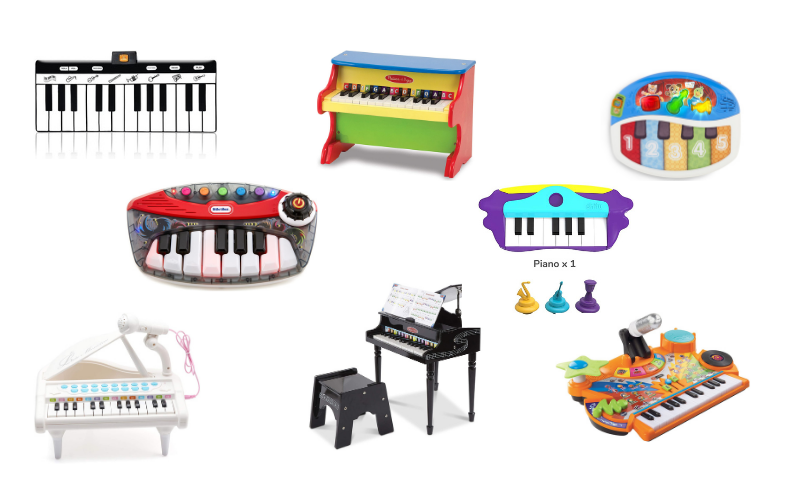 Best Piano for Toddler