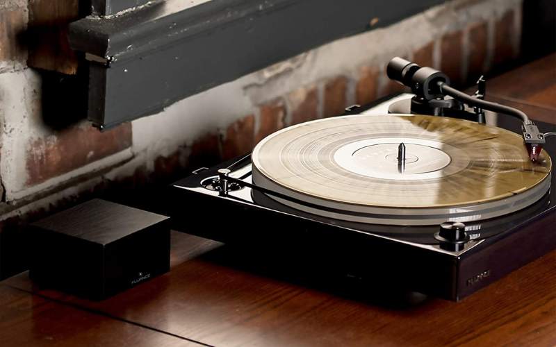 Turntable Require a Phono Preamp
