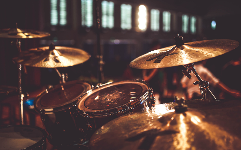 What are Cymbals Made From