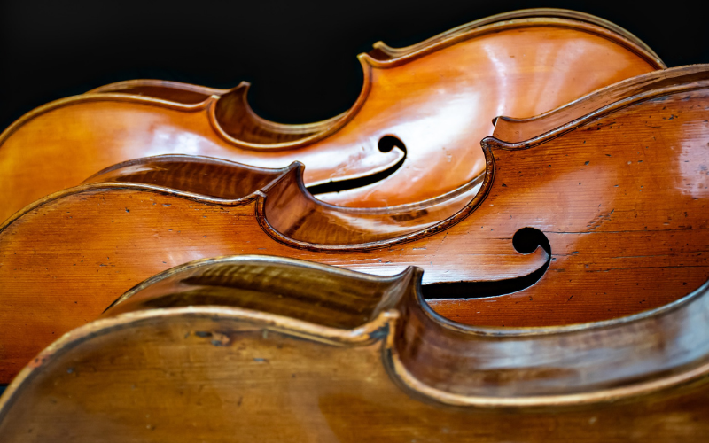 Cello, The Instrument of the Gods